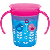 Munchkin Miracle 360 Degree Decorated Trainer Cup (Multicolor)