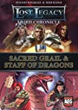 Lost Legacy Third Chronicle Sacred Grail and Staff of Dragons