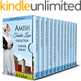 Amish Tender Love Collection: 12-Book Box Set