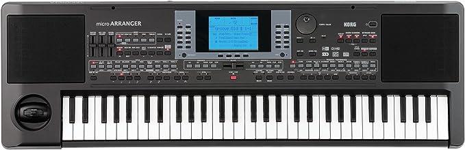 Korg micro arranger: Amazon.es: Instrumentos musicales