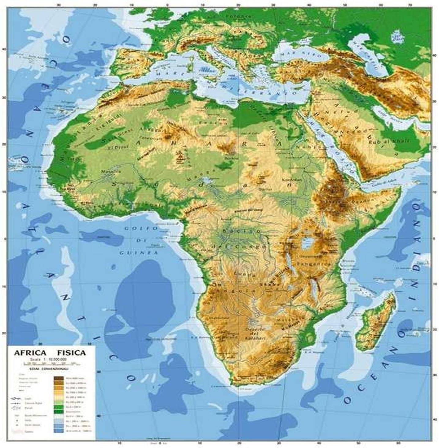 Cartina Mondo Gratis