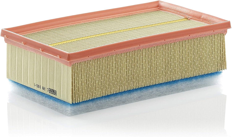 Original Mann Filter Luftfilter C 28 160 1 Für Pkw Auto