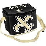 FOCO New Orleans Saints Big Logo Team Lunch Bag