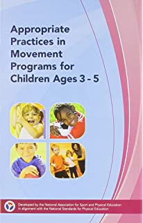 Active Start A Statement Of Physical Activity Guidelines For