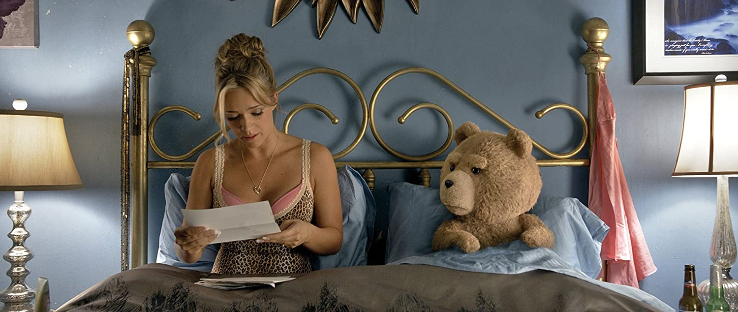 Ted 2 [Alemania] [DVD]: Amazon.es: Mark Wahlberg, Amanda Seyfried, Jessica Barth, Sam J. Jones, Morgan Freeman, Giovanni Ribisi, Patrick Warburton, ...