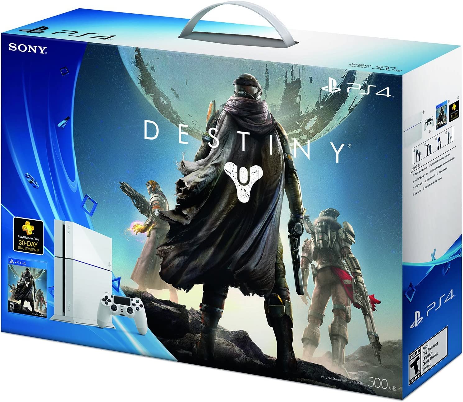 Sony PlayStation 4 Console - Destino Bundle [Discontinued]: Amazon.es: Videojuegos