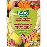 Baby Gourmet Organic Meals - Pumpkin Pear & Beef Stew - No Added Sugar or Salt, No Fillers or Thickeners, BPA-free…