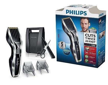 Philips HAIRCLIPPER Series 7000 HC7450 80 cortadora de pelo y maquinilla  Recargable - Afeitadora ( 187e83cb49c4