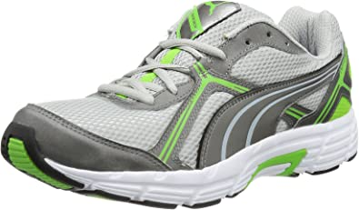 Puma Defendor - Zapatillas de Running para Hombre, tamaño 40,5 UK, Color Plateado: Amazon.es: Zapatos y complementos