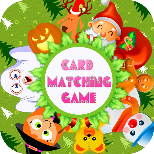 Holiday Match for Child IQ - Improve Kids Brain Power and Memory with Fun Card Puzzle Game (Fifth Grade Games compare prices)
