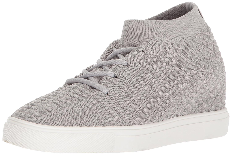 STEVEN by Steve Madden Women's Carin Sneaker B077HSM6K1 10 B(M) US|Grey