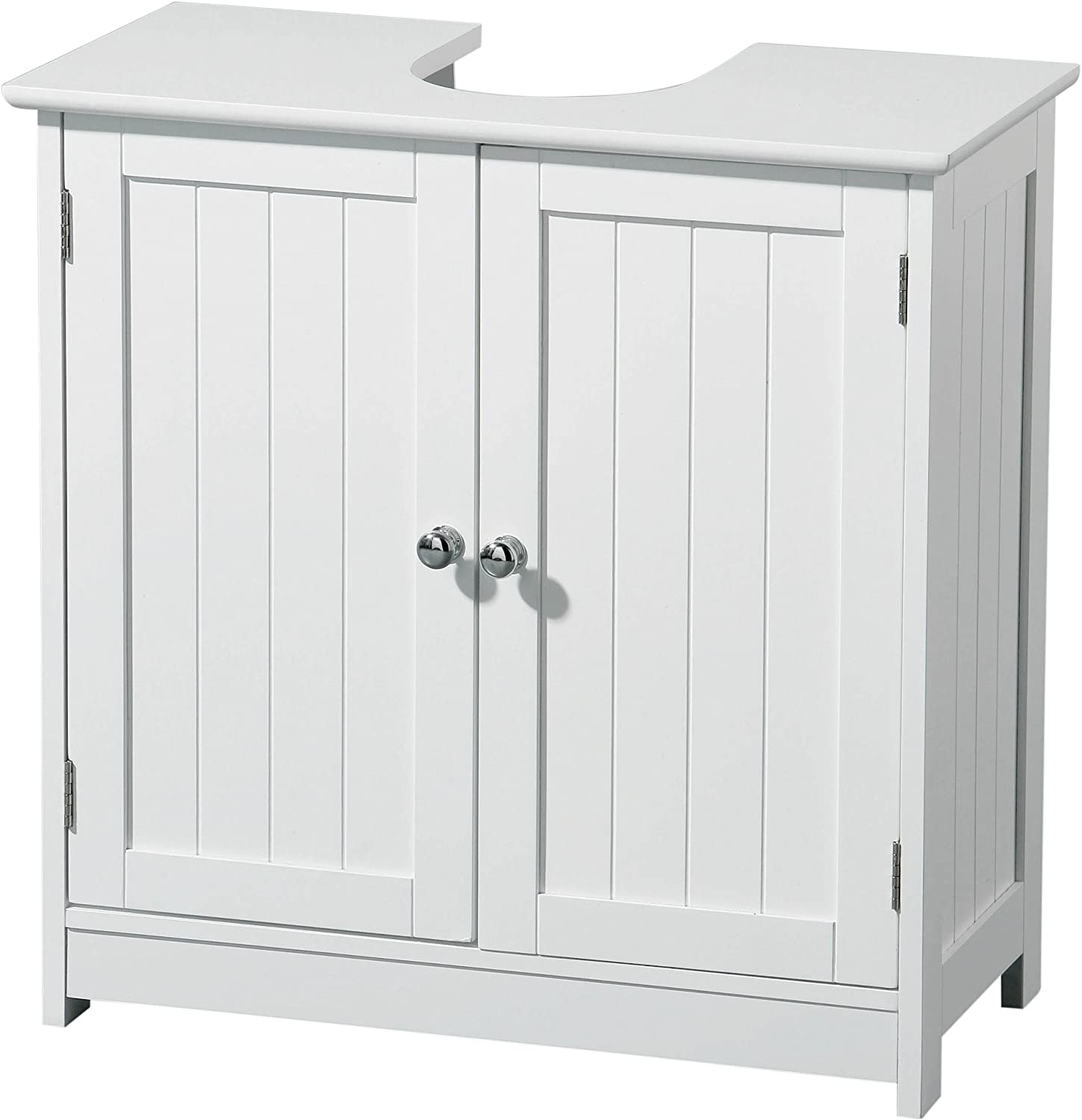 Premier Housewares Portland Under Sink Cabinet - White