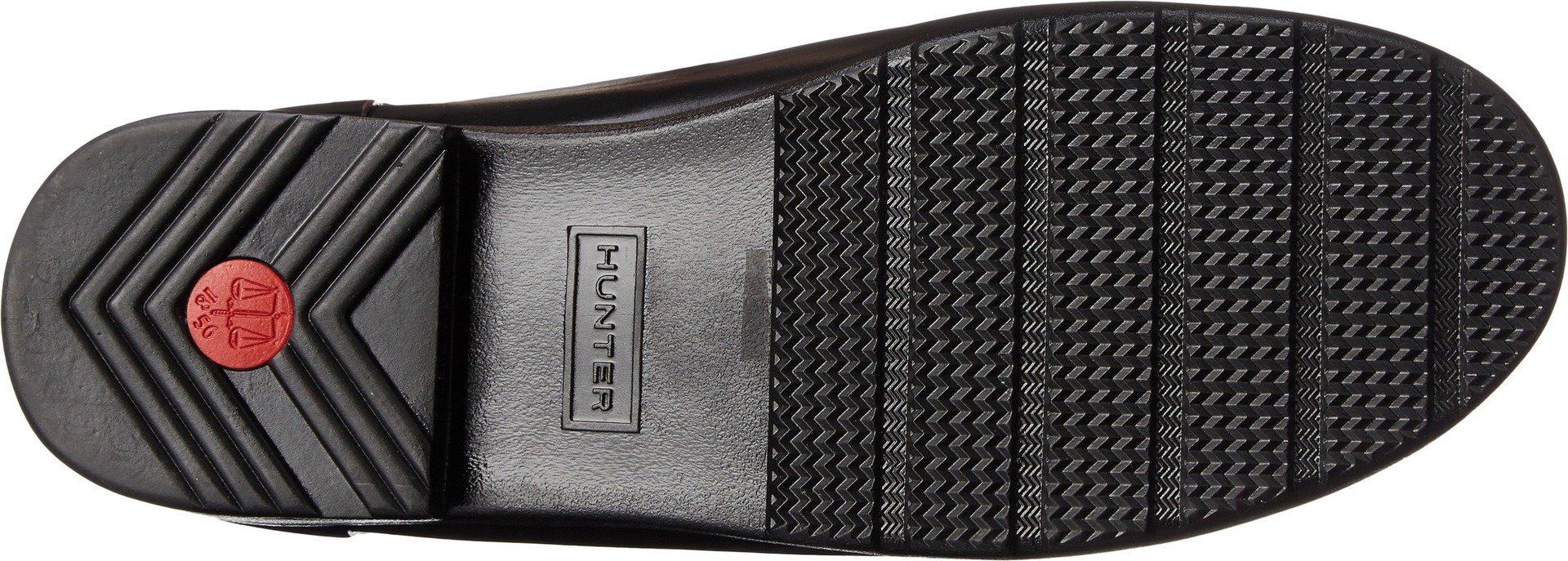 Hunter Boots Women's Original Refined Gloss Boots, Black, 5 B(M) US