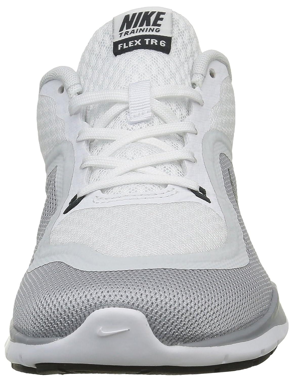 Nike  6 Entrenador Flexible  Para Mujeres 6  Blanco Entrenador ed1755
