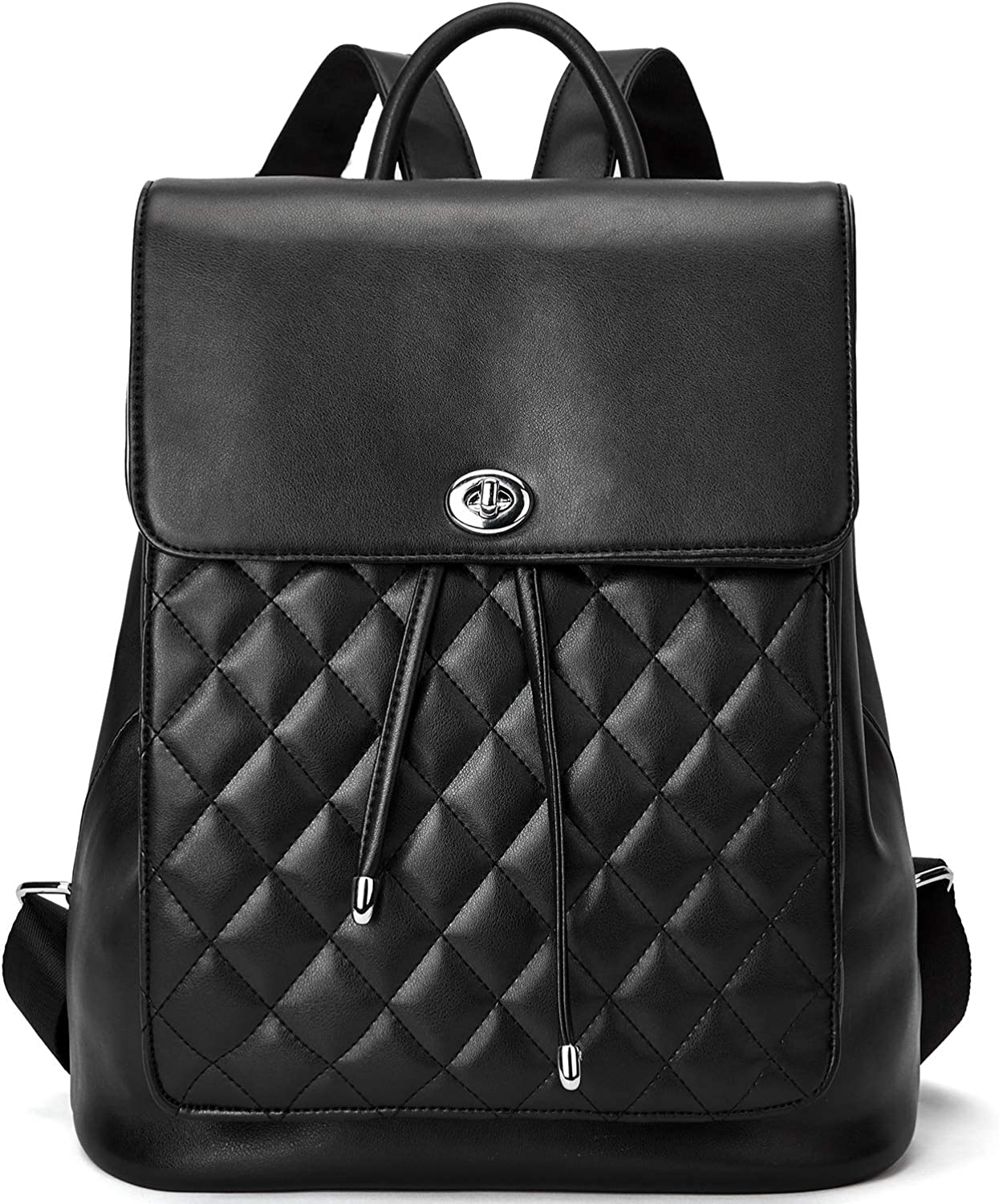 BOSTANTEN Genuine Leather Backpack Purse for Women Casual College Satchel Fashion Travel Bags