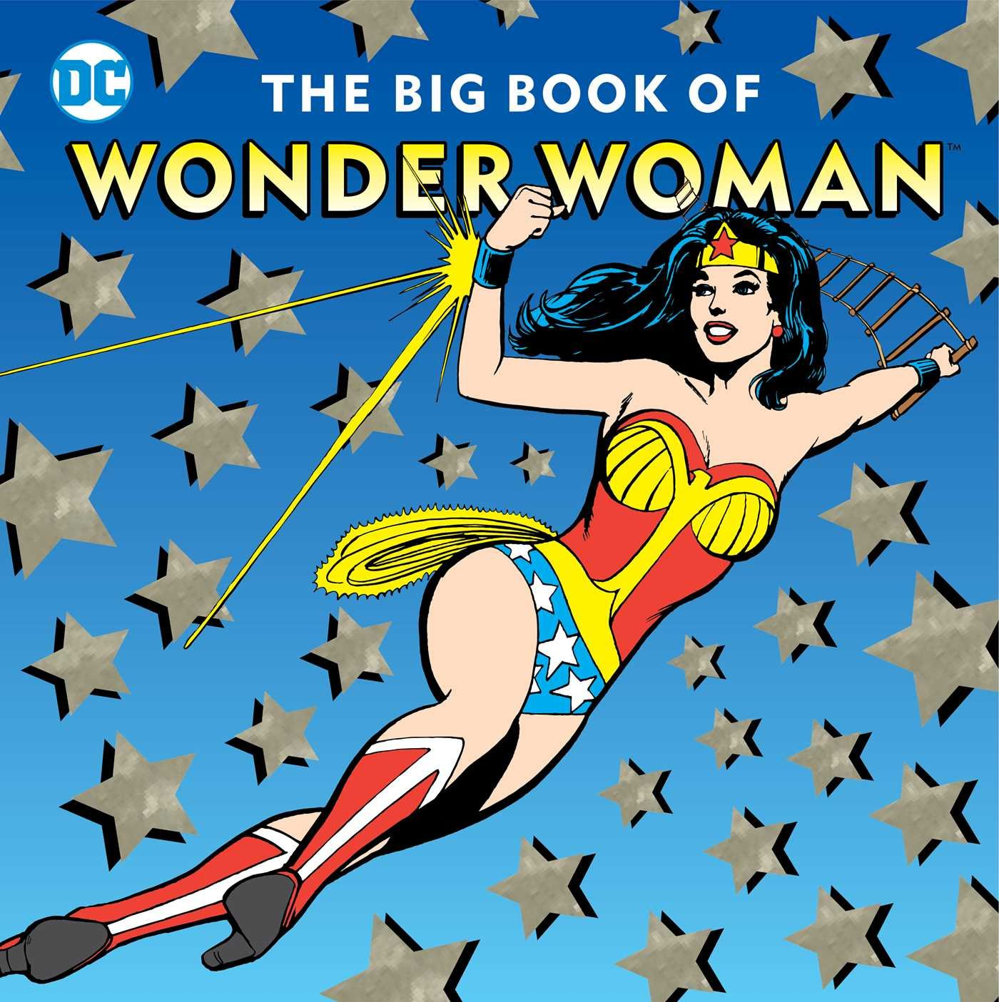 The Big Book of Wonder Woman (DC Super Heroes)