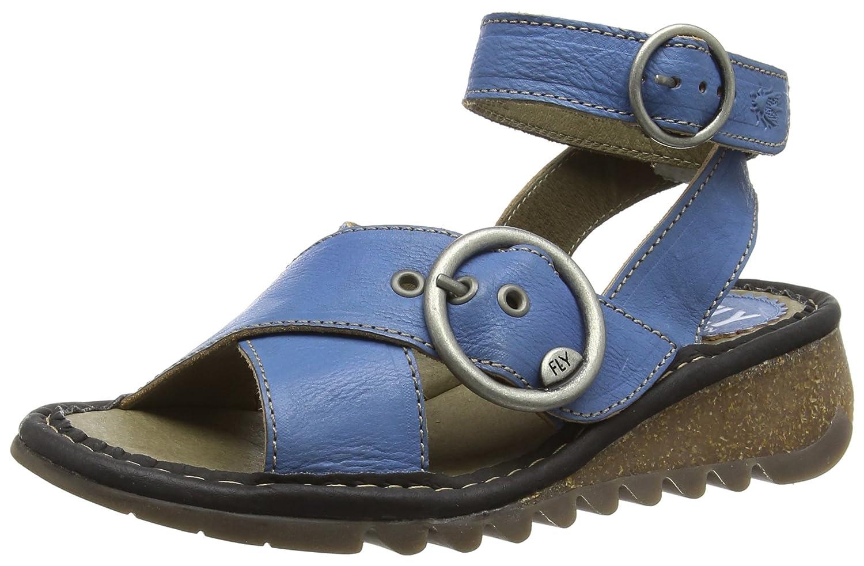 Fly LondonTUBB609FLY - Sandalias Mujer, Color Turquesa, Talla 40: Amazon.es: Zapatos y complementos