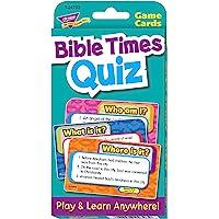 TREND enterprises, Inc. Bible Times Quiz Challenge Cards