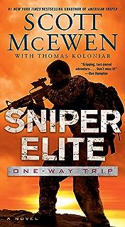 Sniper Elite One Way Trip A Novel