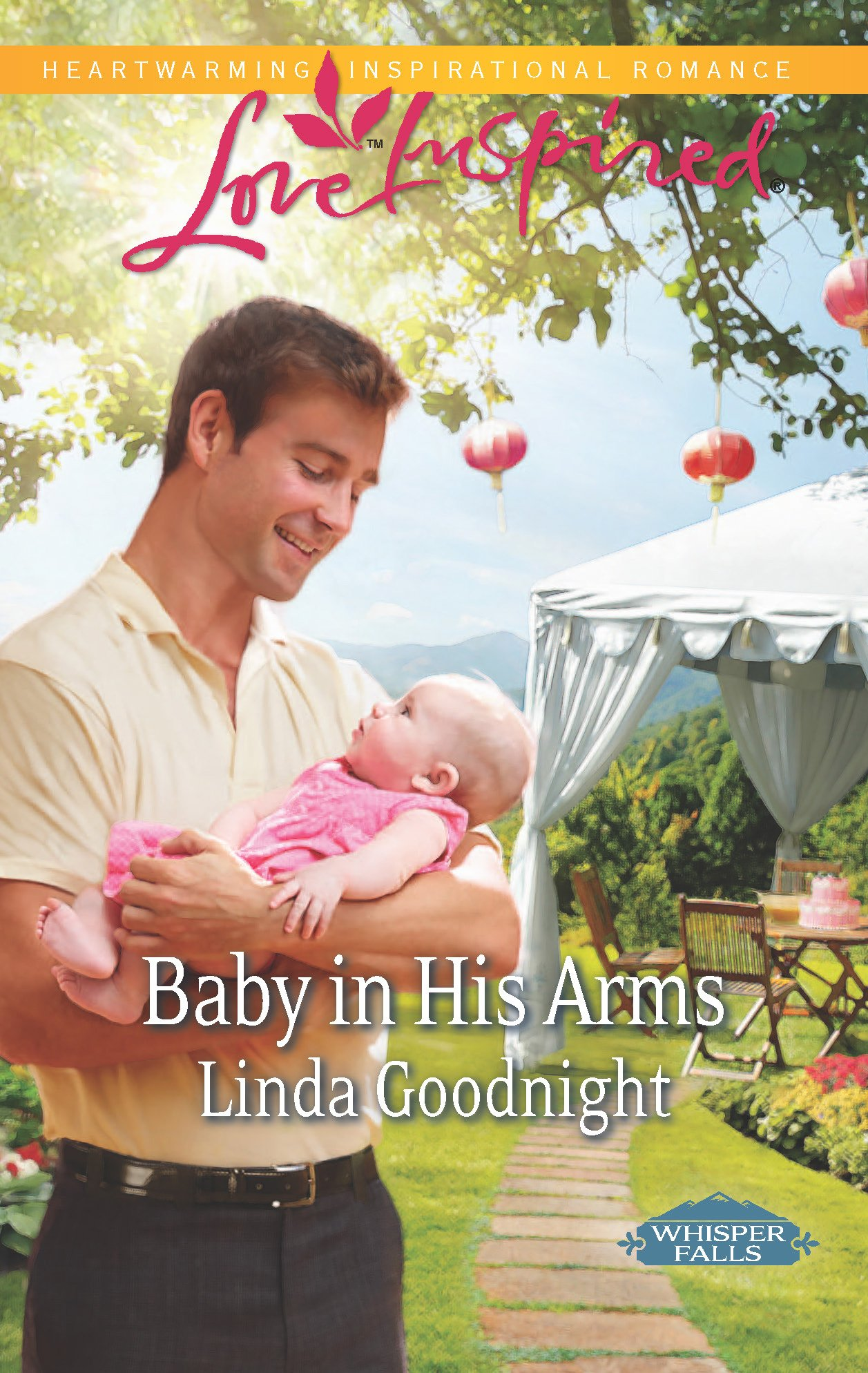 Read Online Baby in His Arms (Whisper Falls) pdf