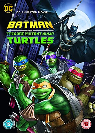 Amazon.com: Batman vs Teenage Mutant NinjaTurtles [Blu-ray ...