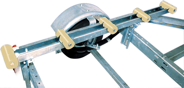B000AL4WBC Tie Down 86117 Roller Bunks - 4', Pair 81jR-aXbjAL.SL1500_