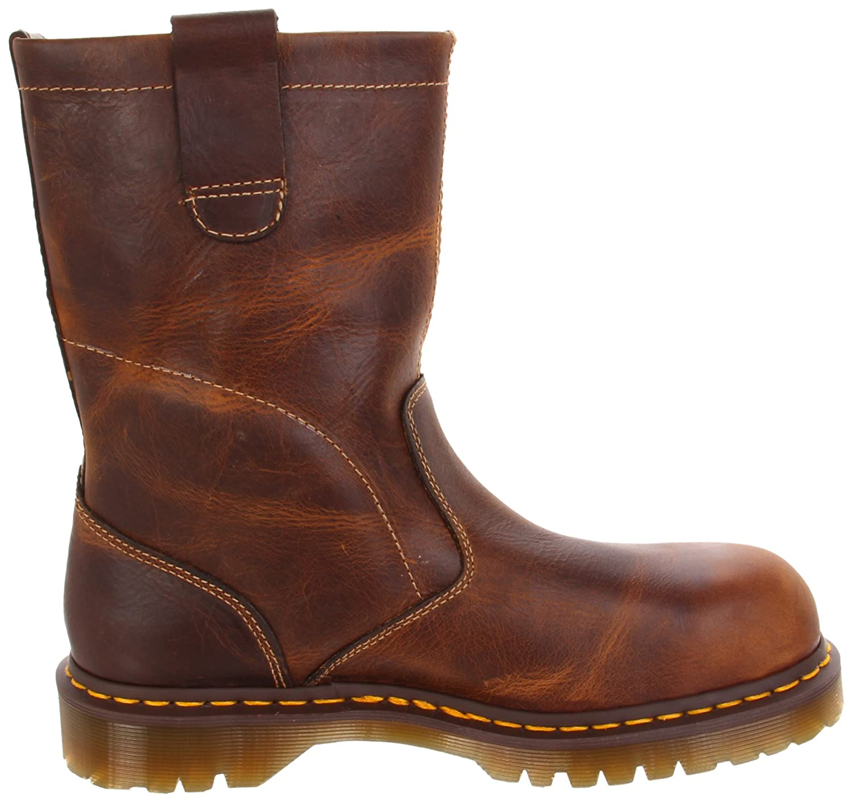 Dr. Martens Men's Icon UK/12 2295 Boot B005UV1404 11 UK/12 Icon M US|Tan 41036a