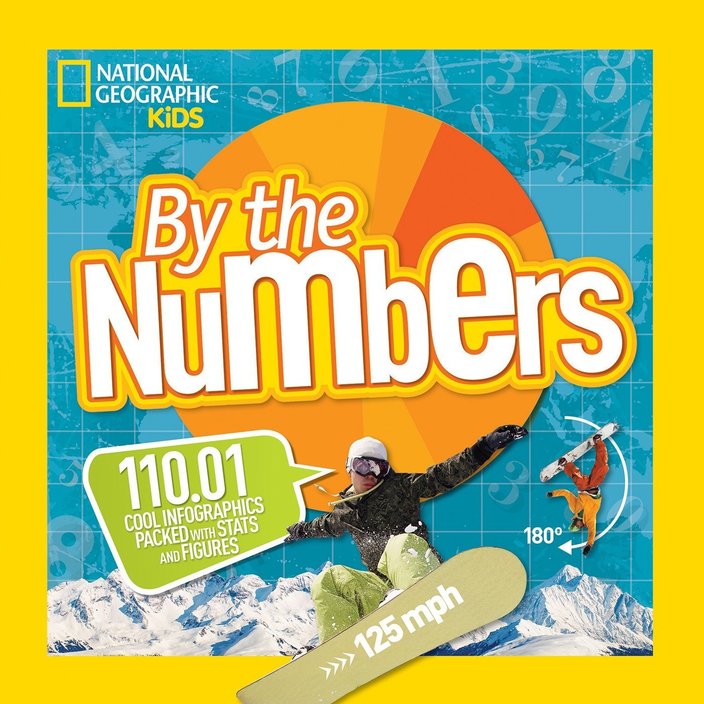 d0721507a5 By the Numbers  110.01 Cool Infographics Packed with Stats and ...