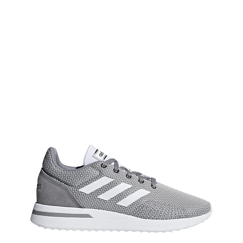 Adidas Uomini Run70s Scarpe Da Corsa B078bf25d4 D (M) Usgrey / Bianco