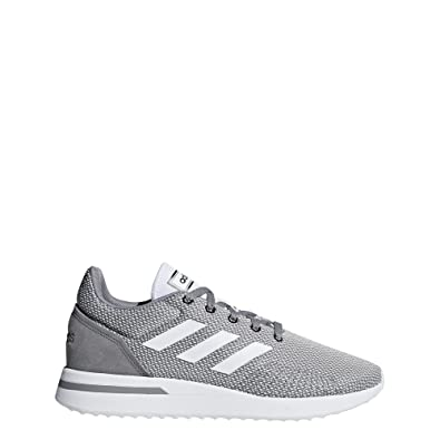quite nice 5d06e 17ab3 adidas Men s Run70S Running Shoe, White Grey, ...