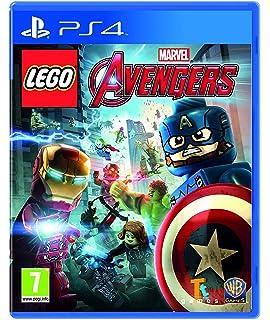 AvengersSony PlaystationJeux Lego Marvel's Lego Vidéo dsrxCthQ