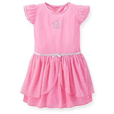 beeb0efb7b29 Amazon.com  Carter s Little Girls Pink Princess Tulle Nightgown - 2 ...