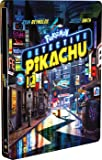 Pokémon: Detective Pikachu Blu-Ray 3d + 2d Steelbook [Blu-ray]