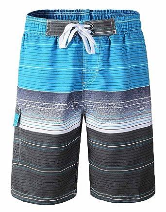f6d161b7b10e8 Short de Plage Bain Sports pour Homme Shorts et Bermudas Homme Vacances