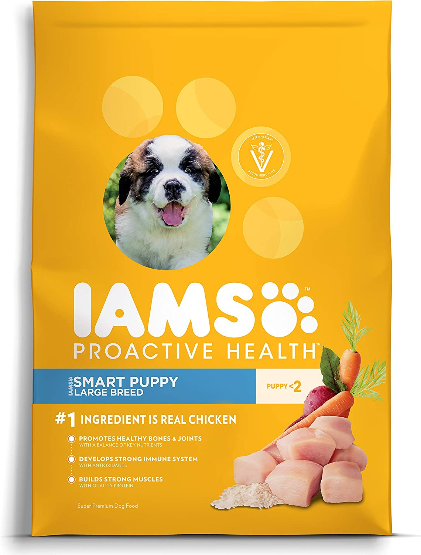 Iams Proactive Health Puppy Dry Dog Food