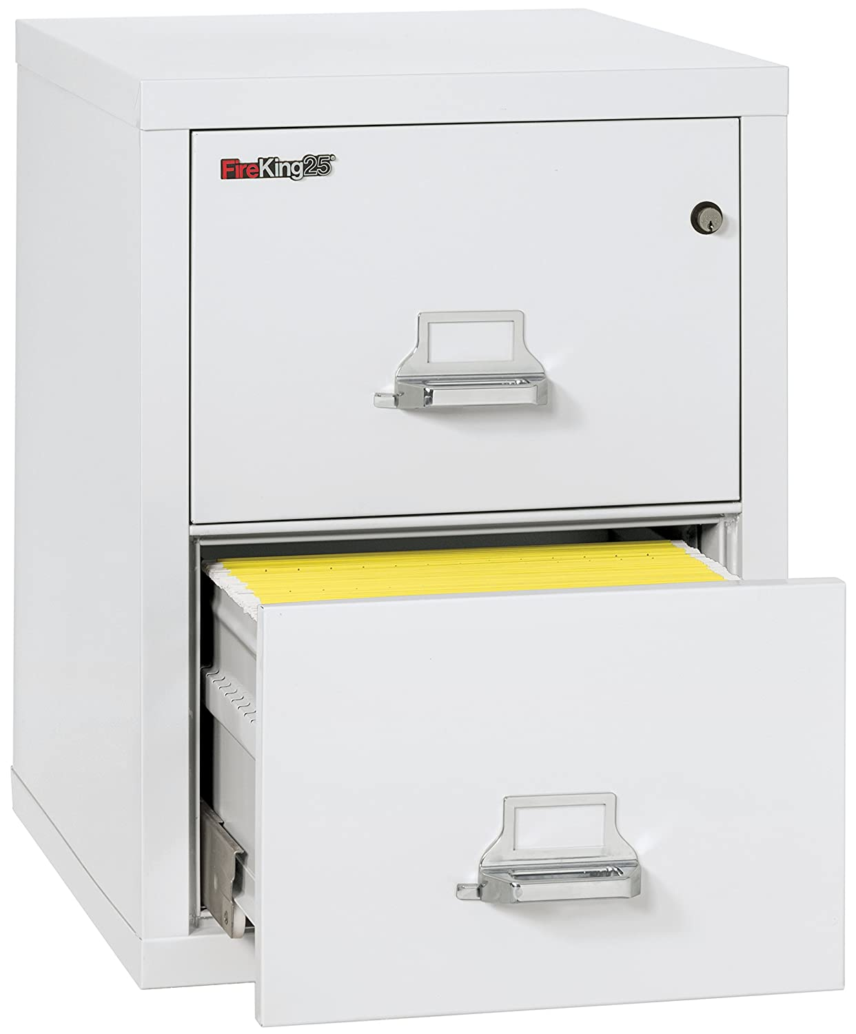 4 Legal Sized Drawers Fireproof Vertical File Cabinet 52.25in H x 20.81in W x 25.06in D Made in The USA
