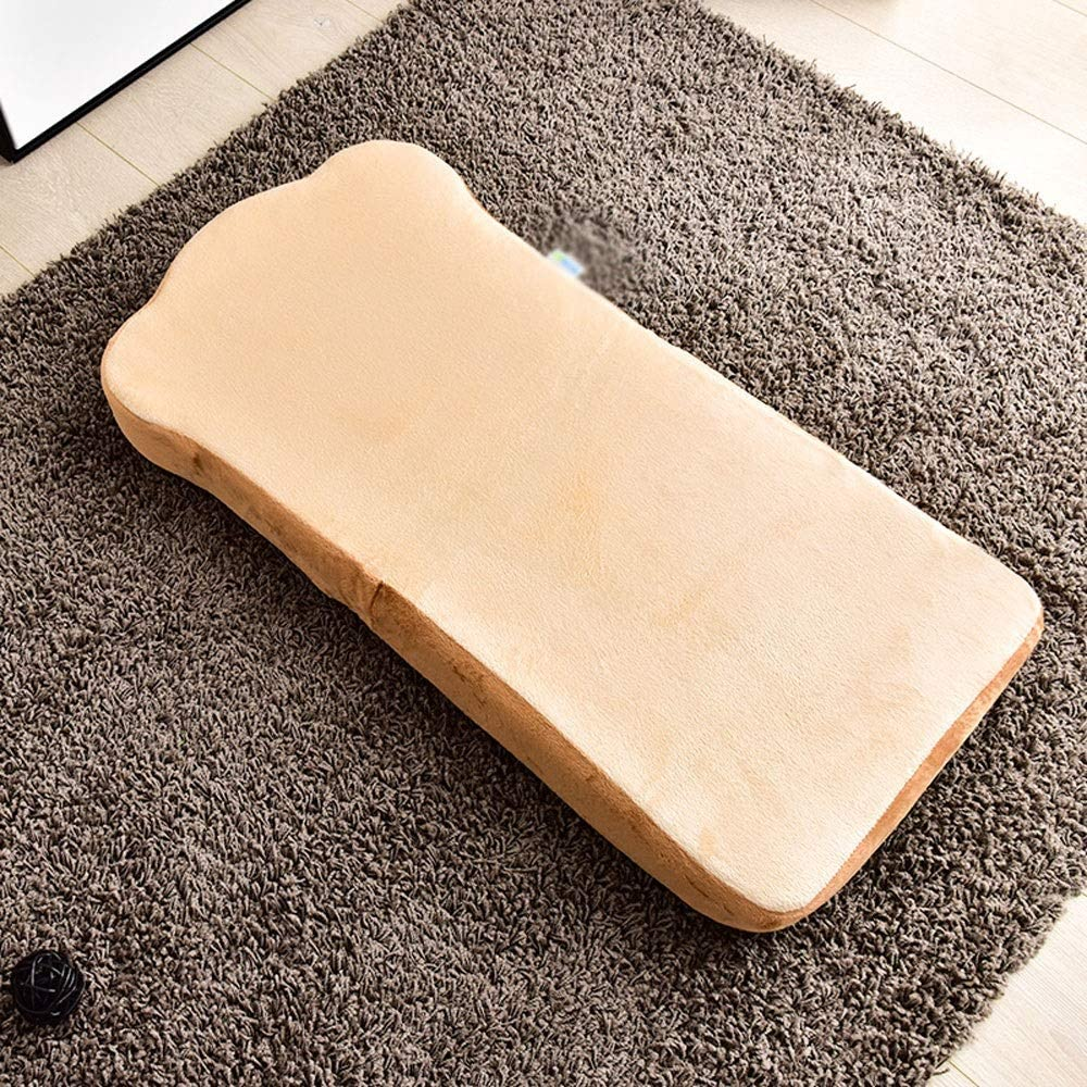 abnehmbares Bodensofa Farbe : Beige YDDZ-YZ Klappbarer Verstellbarer Bodenstuhl R/ücklehnenstuhl Schlafzimmer//Balkon Balkon-Loungesessel