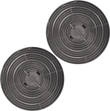 Spares2go Tipo 30 carbono carbón ventilación filtro para Whirlpool campanas extractoras (Pack de 2): Amazon.es: Grandes electrodomésticos