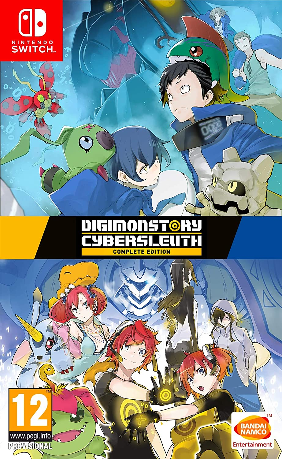 Digimon Story: Cyber Sleuth - Complete Edition: Amazon.es: Videojuegos