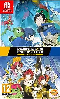 Digimon Story: Cyber Sleuth Complete Edition - Nintendo Switch [Importación alemana]: Amazon.es: Videojuegos