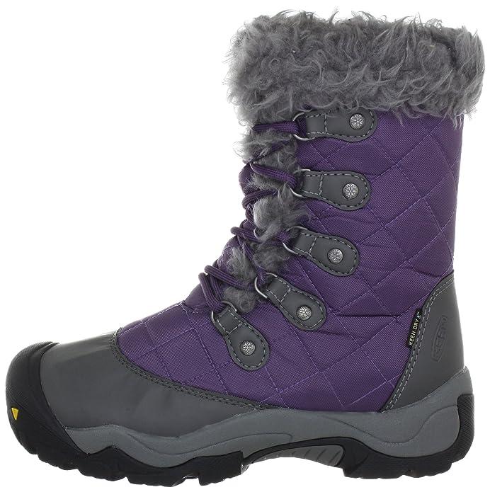 Keen Sunriver High Boot-W - Botas para mujer, color morado, talla 38