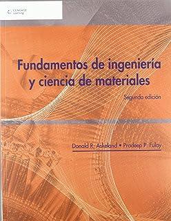 Fundamentos De Ciencia E Ingenieria De Materiales