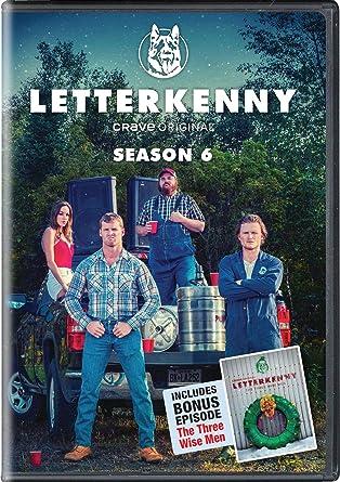 Letterkenny: Season 6: Amazon ca: Jared Keeso, Nathan Dales