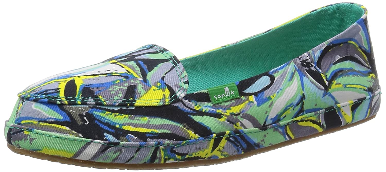 Sanuk - Sanuk Women's Sidewalk Surfers - Palmtastic