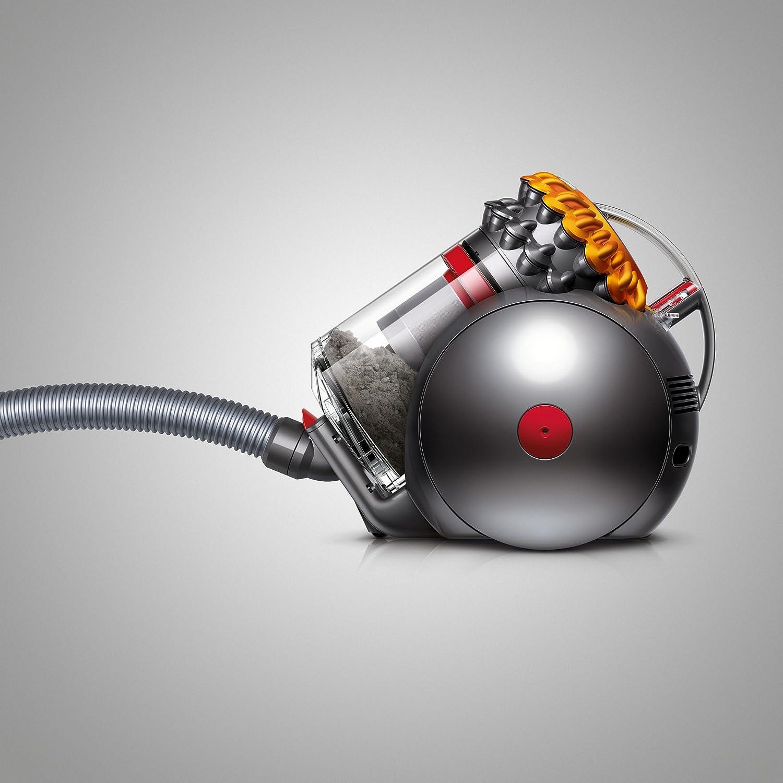 Dyson Big Ball Allergy 2 - Aspiradora (A, 28 kWh, 180 W, Aspiradora de tambor, Sin bolsa, Gris, Rojo): Amazon.es: Hogar