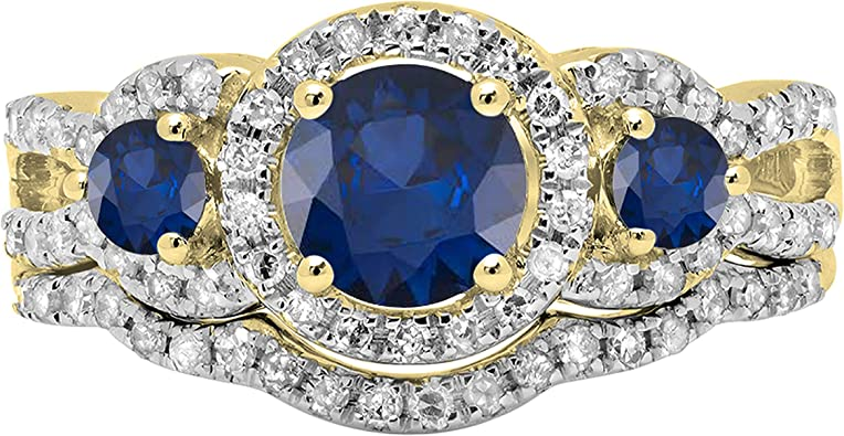 Dazzlingrock Collection DR4483-2956-10K-P product image 9