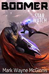 Boomer (Star Watch Book 3) Kindle Edition