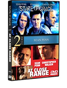 State of Grace / At Close Range (Sean Penn, Christopher Walken)