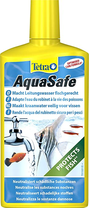 12 opinioni per Tetra Aquasafe- 500 ml