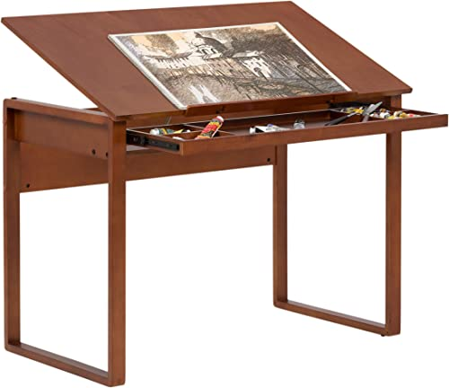 SD STUDIO DESIGNS Wood Drawing Table
